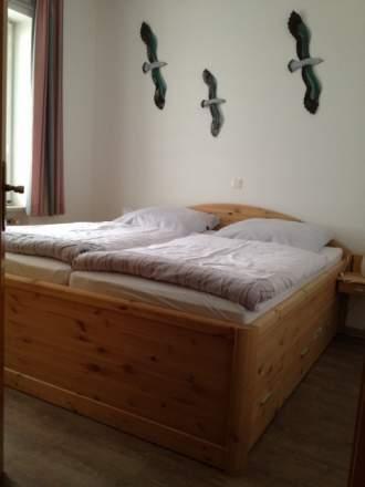 Ferienwohnung Fischerhus Duhnen - Nordsee Cuxland Cuxhaven Duhnen Cuxhaven-Duhnen - Elternschlafzimmer I
