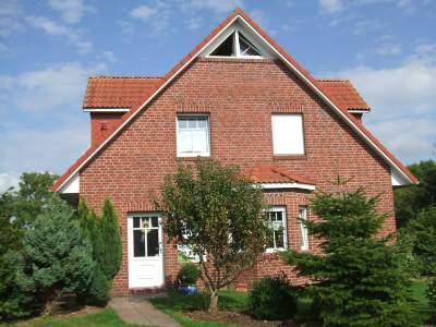 Nordseeferienhaus in Krummhörn-Hamswehrum, Nordsee