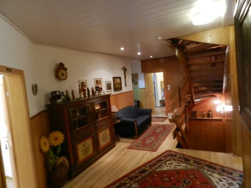 Eingangsbereich und Zugang zu den Zimmern