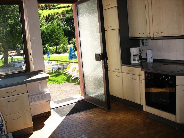 Küche Wohneinheit 2 oder komplette Haus