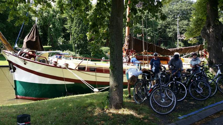 Schiff-Radreisen