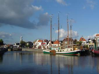 Klipper De Hoop Boot  Friesland - Bild 5
