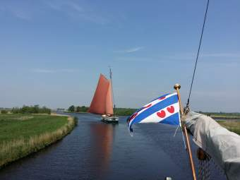Klipper De Hoop Boot  Friesland - Bild 6