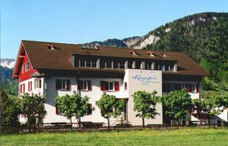 Erlebnisgästehaus Kanisfluh - Ferienhaus in Bezau