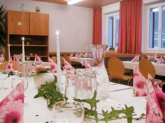 Erlebnisgästehaus Kanisfluh Ferienhaus  - Bild 6