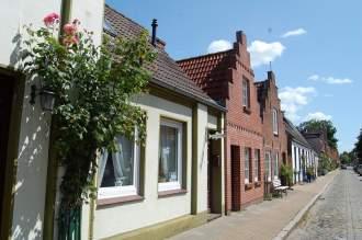 Arche Noah  - Ferienhaus in Friedrichstadt, Nordsee -