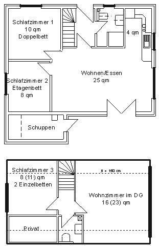 Ferienhaus Holnis in Glücksburg-Holnis, Ostsee -