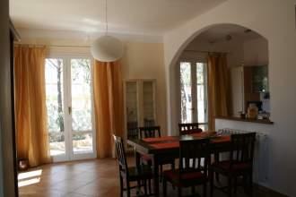 Ferienhaus Villa Rosa in Apulien - Apulien  Taranto san pietro i.b. - esszimmer/küche
