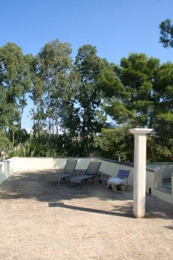 Villa Rosa in Apulien Ferienhaus  - Bild 8