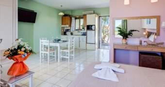 Ferienzimmer für 2 bis 3 Gaeste Hotel  Kreta - Bild 9