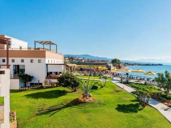 große Ferienwohnung am Sandstr Ferienwohnung  Kreta - Bild 2