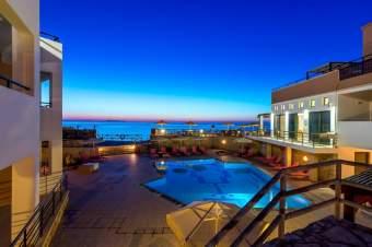 große Ferienwohnung am Sandstr Ferienwohnung  Kreta - Bild 6