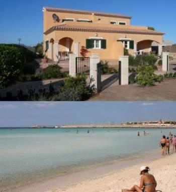 C asa Lavanda und Casa Granada, 2 gepflegte Doppelhäuser nahe Es-Trenc-Strand