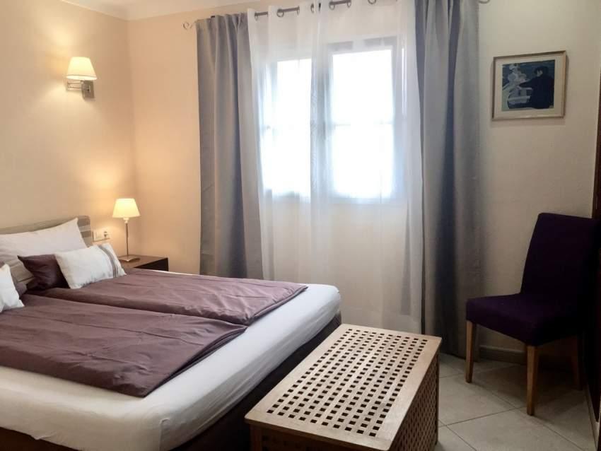 OG-Schlafzimmer Casa Granada, mit Klimaanlage und Bad en suite