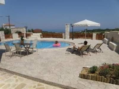 Ferienhaus Villa Erofili mit 4 Schlafzimm - Kreta  Rethymnon Asteri