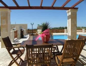 Villa Erofili mit 4 Schlafzimm Ferienhaus  Kreta - Bild 2