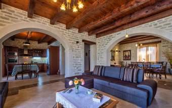 Villa Erofili mit 4 Schlafzimm Ferienhaus  Kreta - Bild 7