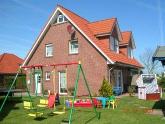 Nordseefehs. Sonne+Leuchtturm Ferienhaus in Ostfriesland - Bild 8