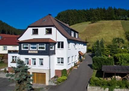 Steinbergsblick - Pension in Nahetal-Waldau, Thüringen
