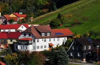 Steinbergsblick Pension  Schleusingen - Bild 7