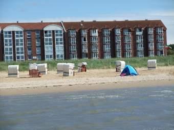 MEERBLICK FERIENWOHNUNG STRAND Ferienwohnung in Niedersachsen - Bild 1