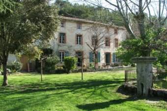 Landgut Fraissinède Ferienhaus in Frankreich - Bild 1