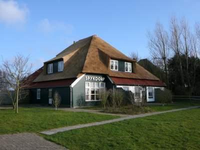Spykdorp - Ferienwohnung in Oosterend, Nordholland