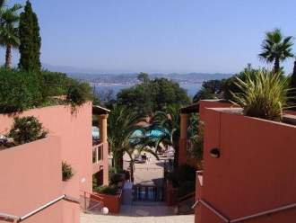 Apartment Residence Horizon Bleu, WiFi - Côte d'Azur  Théoule sur Mer Théoule sur mer -