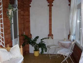 Altes Herrenhaus Gernrode Ferienwohnung  - Bild 6