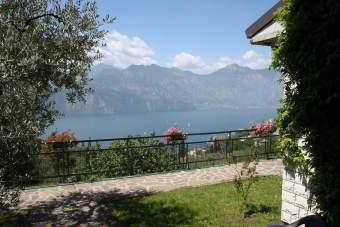 Private Fewo CESARE in Malcesine am Gardasee Ferienwohnung  Gardasee - Lago di Garda - Bild 10