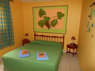 Domaine Lizardy - Ferienhaus in pointe noire, Basse-Terre -