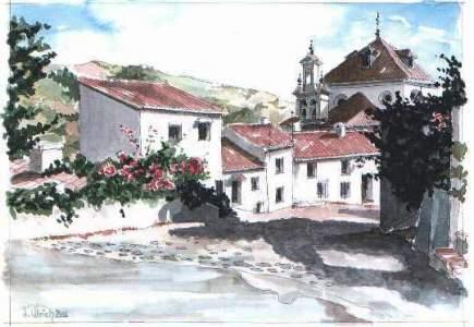 Ferienhaus Al Andaluz - Andalusien   Macharaviaya