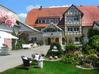 Ferienwohnung Ferienidyll Aumühle - Baden Württemberg   Rot am See
