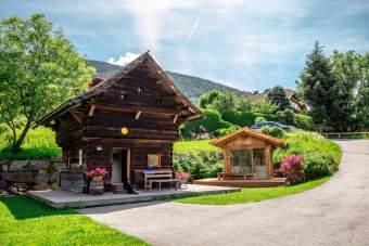 Franzosenstüberl Ferienhaus in Österreich - Bild 1