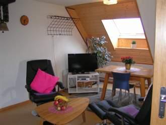 Ferienwohnung Bauernhofurlaub - Zentralschweiz  Winikon Winikon, - Unser kleineres Studio ideal für 1-2 Personen oder Lanzeitmiete für 1 Pers.