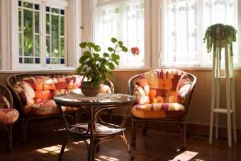 Ezera maja Ferienhaus  - Bild 1