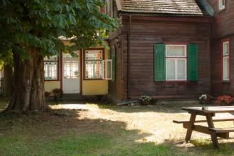 Ezera maja Ferienhaus  - Bild 4