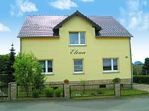 Ferienwohnung FEWO im Haus ELENA - Sachsen Sächsische Schweiz Rathmannsdorf Rathmannsdorf-Höhe -