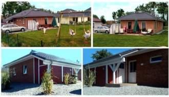 Ferienhaus Haus zum Seewolf - Ostsee Westmecklenburger Ostseeküste Klütz Klütz - Außenansicht