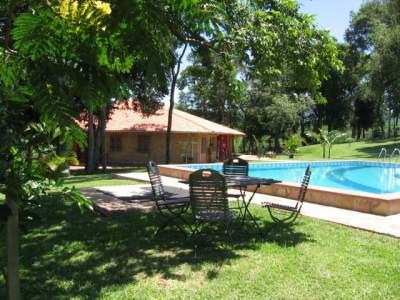 Casa Ritter - Pension in Melgarejo, Guairá