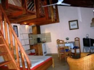 Pension Kunterbunt in Mariano Roque Alonso - Das Apartment-Familienzimmer, sehr kindersicher gebaut