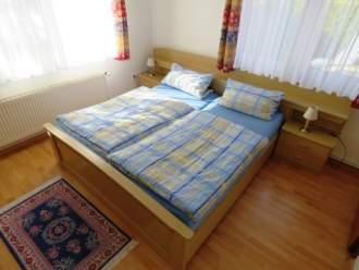 Ferienwohnung FeWo mit  Sauna & W-LAN - Nordsee  Ostfriesland Esens - Schlafzimmer II