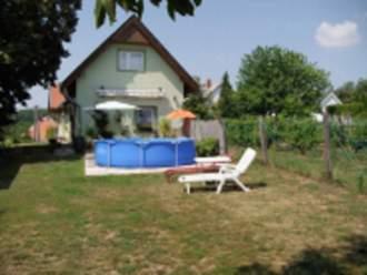 Ferienhaus Hartmann in  Heviz-Nemesbük, Balaton Plattensee -