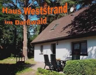 Ferienhaus Ostsee - Ferienhaus in Wieck  - Ostsee Fischland Darß Zingst Wieck am Darß Wieck a. Darß - Gartenansicht