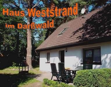 Ostsee - Ferienhaus in Wieck  in Wieck a. Darß, Ostsee