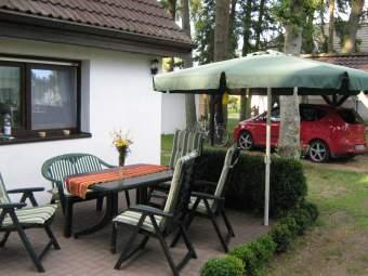 Ostsee - Ferienhaus in Wieck  Ferienhaus an der Ostsee - Bild 4