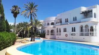 denia-pool - Ferienhaus - Die Urbanisation