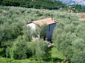 Ferienhaus LAURA in Malcesine am Gardasee  Ferienwohnung  Gardasee - Lago di Garda - Bild 1