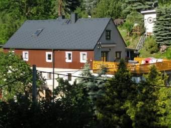 Ferienhaus  Zimmervermietung Ferienhaus in Sachsen - Bild 1