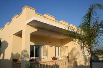 Villa Carina in Apulien Ferienhaus  - Bild 1